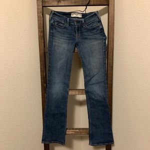 Hollister Bootcut Jeans (3S)